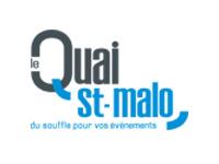 logo le Quai partenaire Saint-Malo Craft Beer Expo